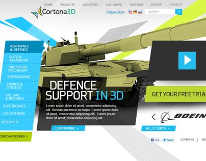 Cortona 3d