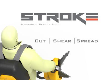STROKE - Hydraulic Rescue Tool