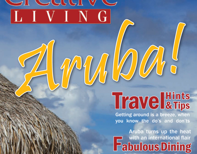 Aruba Magazine, 2009 (100 pages)