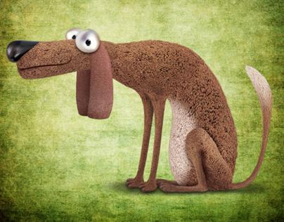Character Design. Animals 2