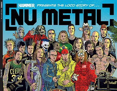 Metal Hammer presents Nu Metal fan pack