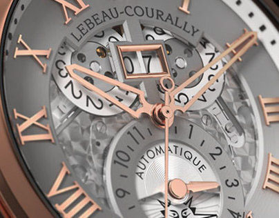 Lebeau Courally watches