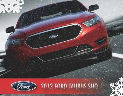 Sheehy Ford Dealership Postcard