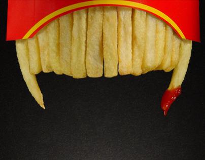 McDonald's - Halloween