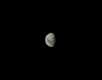 Over the moon by midnight