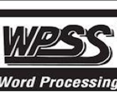 Word Processing Support Services