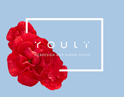 YOULÏ - Webdesign and album cover
