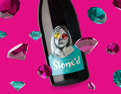 Stone'd Wine
