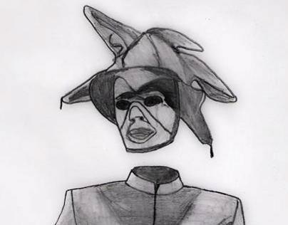 sketches, pencil draw