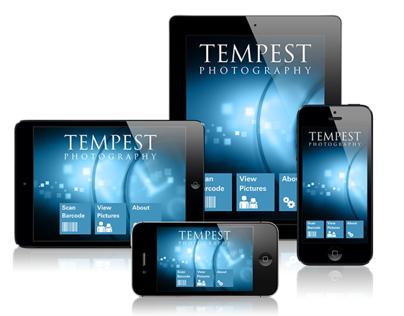 Tempest Photography (Universal iOS App)