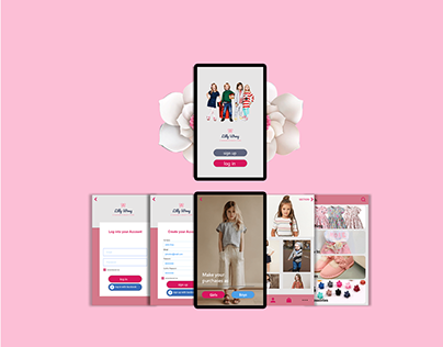 Mobile application | Lilly wong store