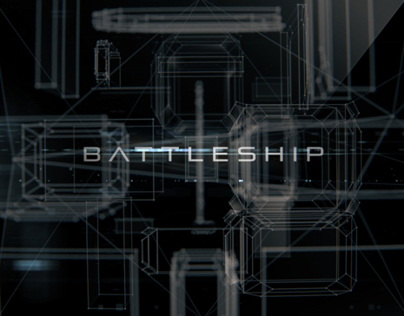 'Battleship' Title Sequence