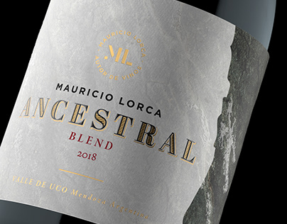 ANCESTRAL Mendoza - Argentina Art, & Packaging design