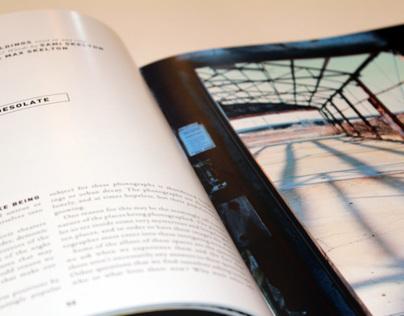 Teak + Bracket Publication, Desolate