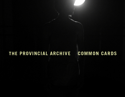 The Provincial Archive - Common Cards || Video