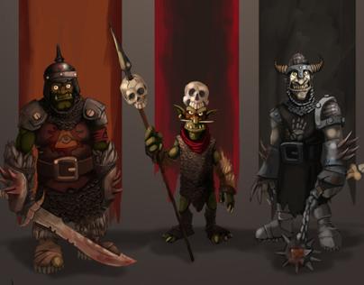 Orcs!!