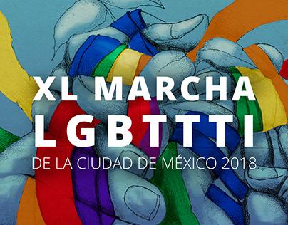 PRIDE - International Pride Day LGBTTI 2018