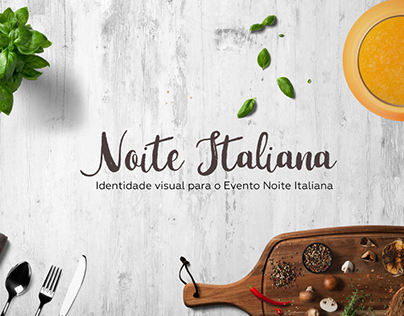 Convite Noite Italiana