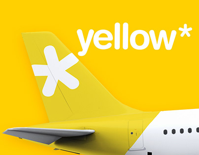 Yellow - Companhia Aérea Low Cost