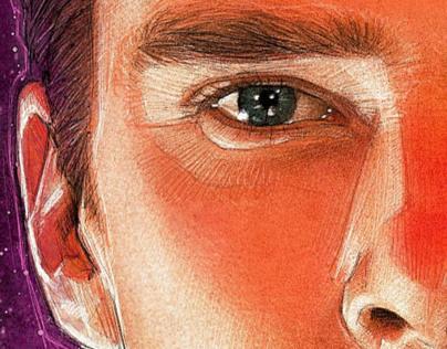 Star Trek: Khan Cover #3
