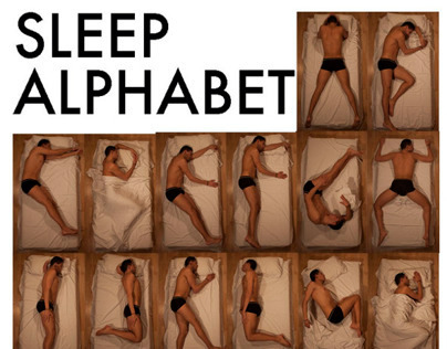 Sleep Alphabet