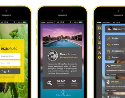 Juza Photo App