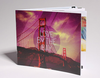 Love by the Bay - Book Design