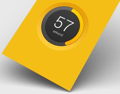 TAXI5 - App Design