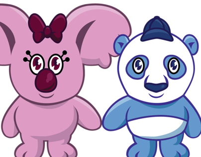 Children's Mascot Design