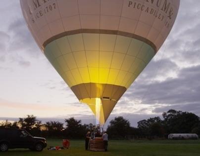 Queen's Cup Balloon Race