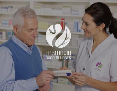 Branding - Farmácia Nuno Álvares