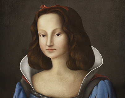 Disney Princesses in Renaissance