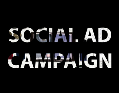 SOCIAL AD CAMPAIGN for Abuse Against Women