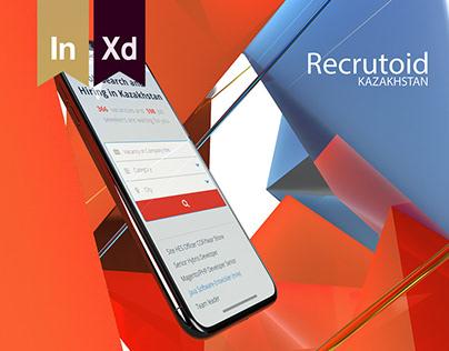 Recrutoid Kazakhstan | Hiring Service