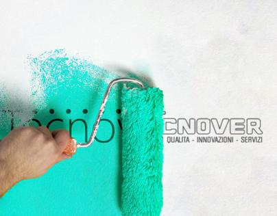 Tecnover - Logo Restyling