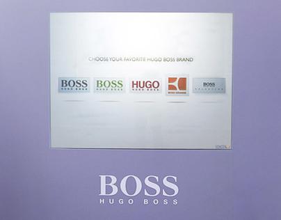 Hugo Boss Touchscreen