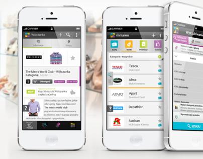 MNIAMO / iPhone&Android app