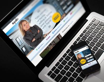Tepilo Website Design