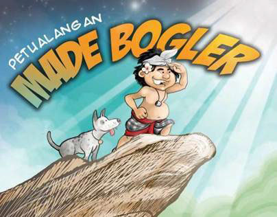 Comic Book - Petualangan Made Bogler