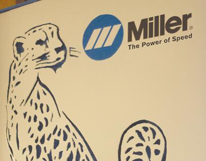 Miller Welding Rebrand for Plasma Metal Artists