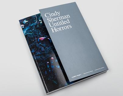 Cindy Sherman Catalogue