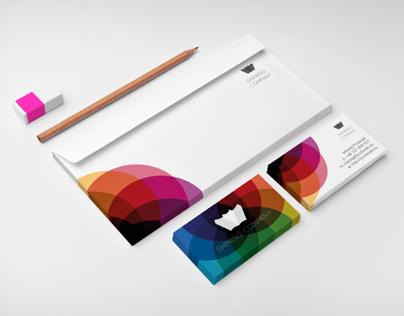 Premium Stationery Branding Mock-Up