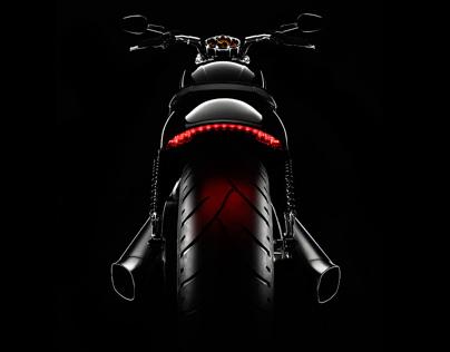 Harley Davidson - Muscle