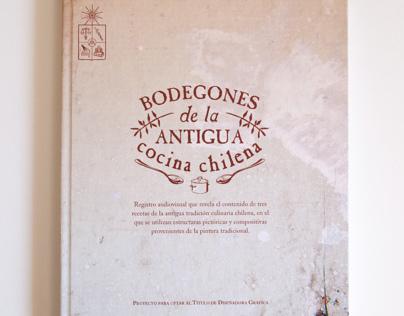 "Memoria del proyecto ""Bodegones"""