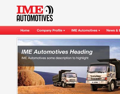 IME Automotives