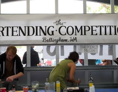 The Bartending Competition