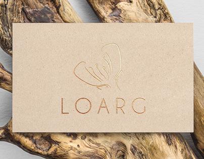 LOARG Rebrand