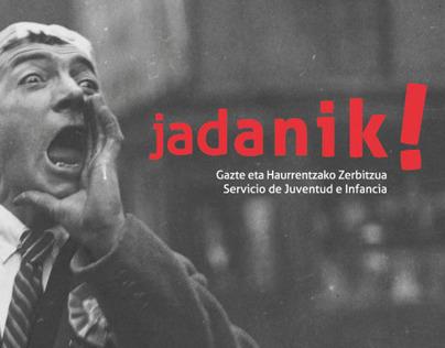 Identidad corporativa Jadanik