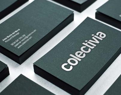identidad corporativa y web colectivia