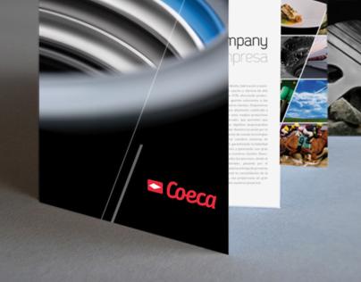 Catálogo de producto / folleto